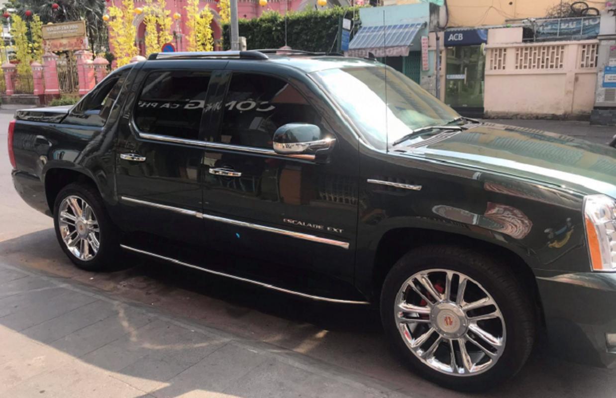 Ban tai hang sang Cadillac Escalade EXT doc nhat Viet Nam-Hinh-9