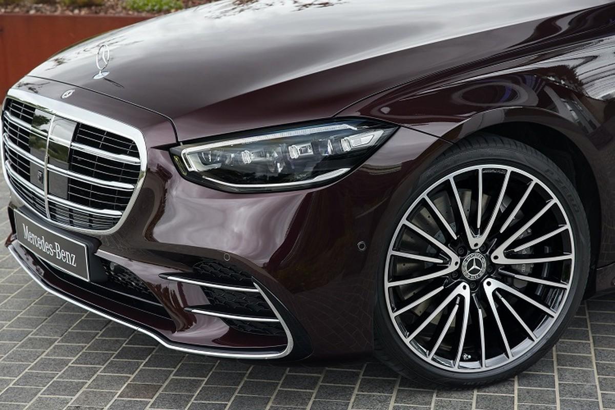 Ra mat Mercedes-Benz S-Class 2021, tu 191.400 USD tai Australia-Hinh-9