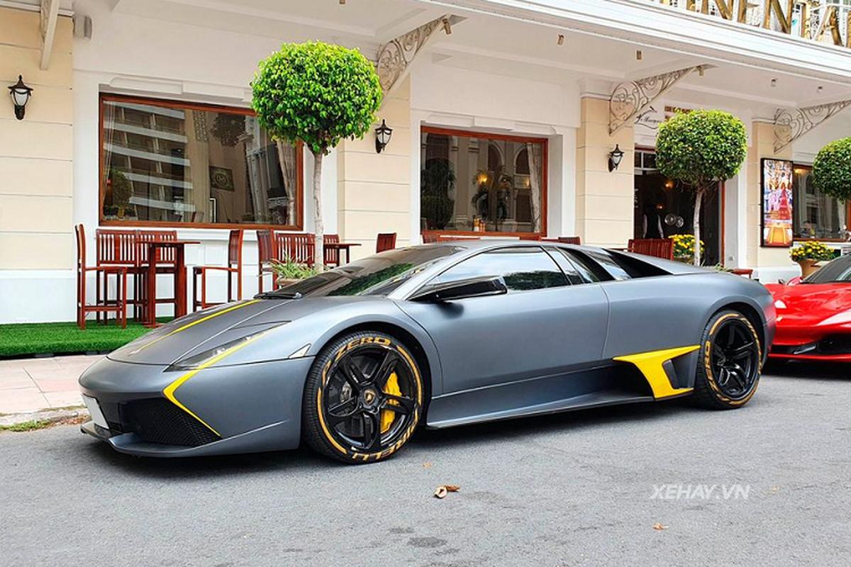 """Sieu pham Lamborghini Murcielago voi chi tiet """"do"""" doc nhat Viet Nam-Hinh-2"""