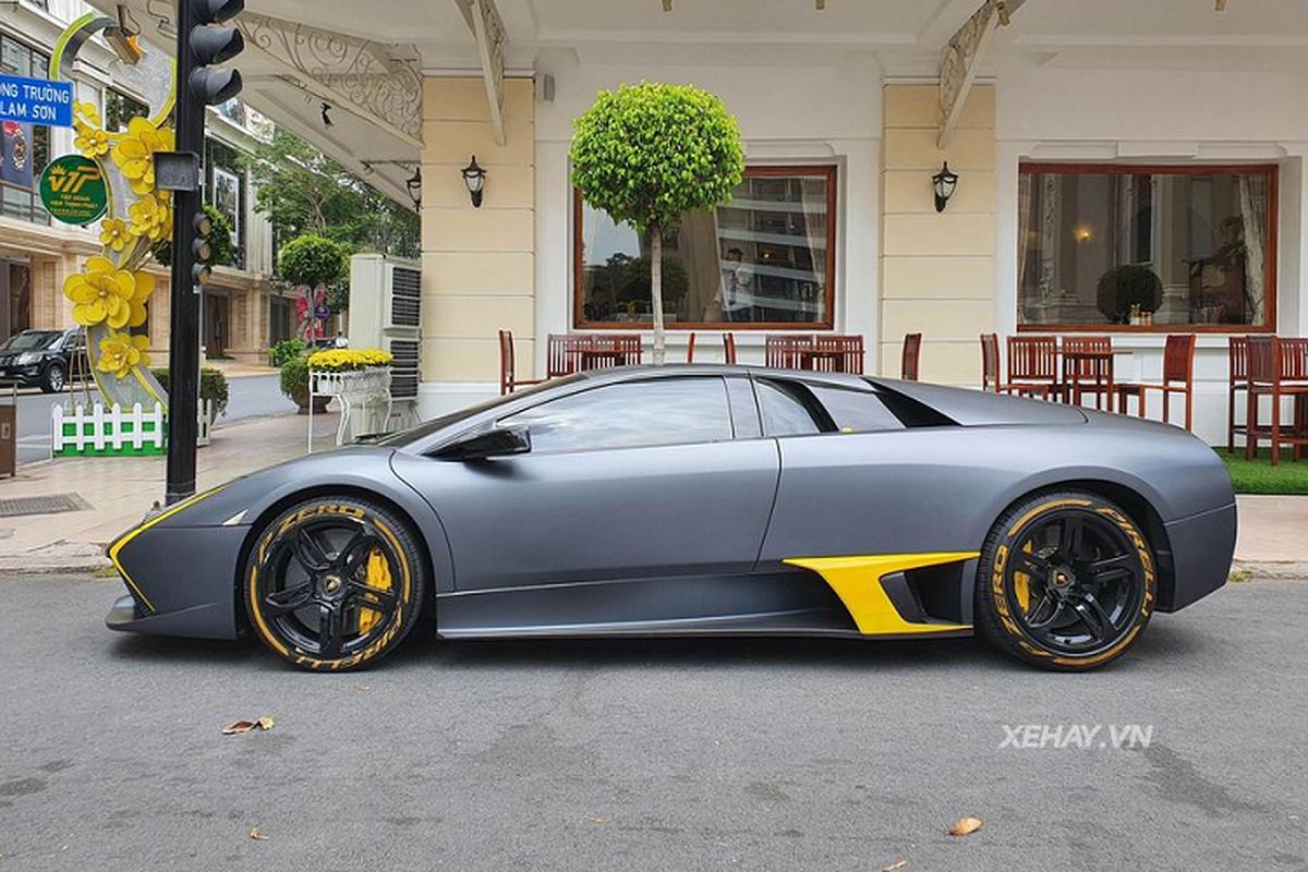 """Sieu pham Lamborghini Murcielago voi chi tiet """"do"""" doc nhat Viet Nam-Hinh-4"""