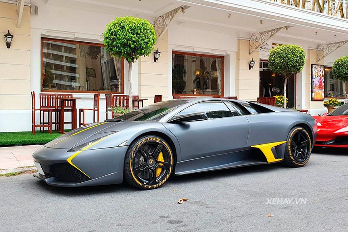 """Sieu pham Lamborghini Murcielago voi chi tiet """"do"""" doc nhat Viet Nam-Hinh-7"""