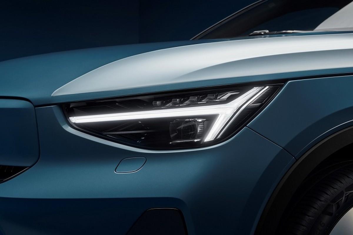 Volvo C40 Recharge 2022 chay dien toi 420km/lan sac-Hinh-3