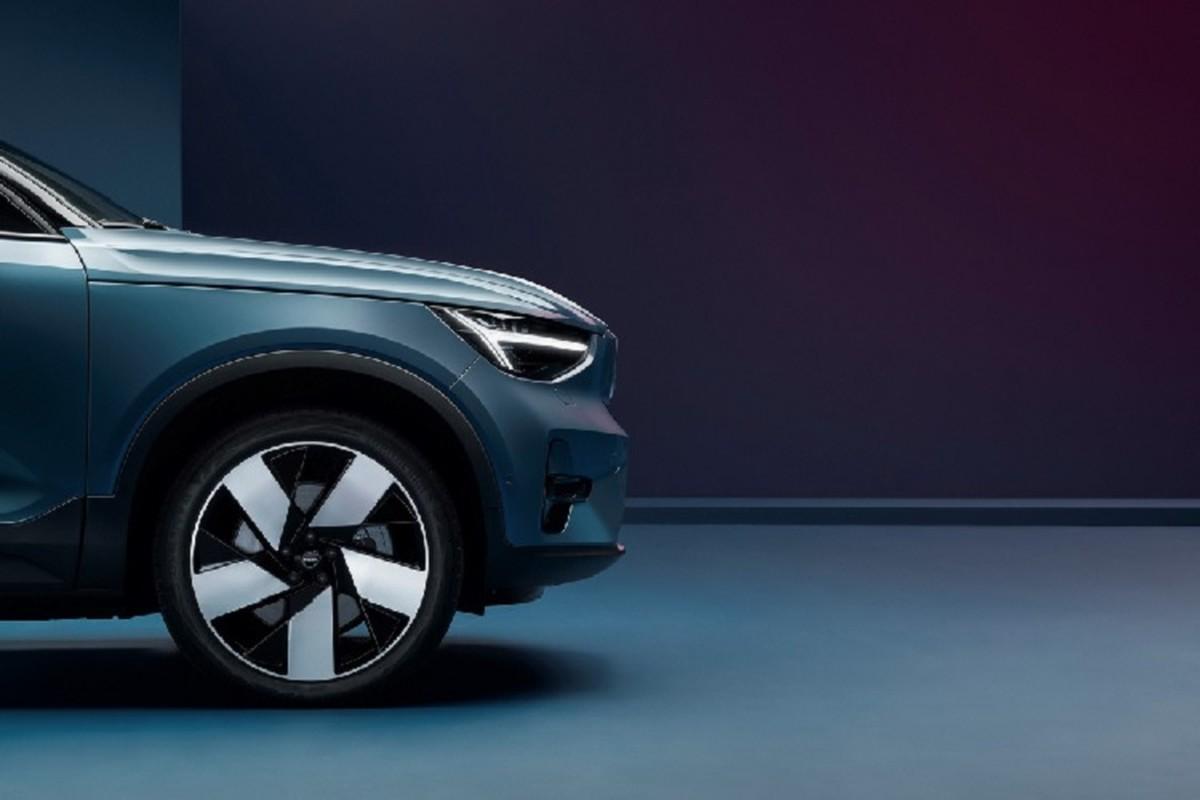 Volvo C40 Recharge 2022 chay dien toi 420km/lan sac-Hinh-5