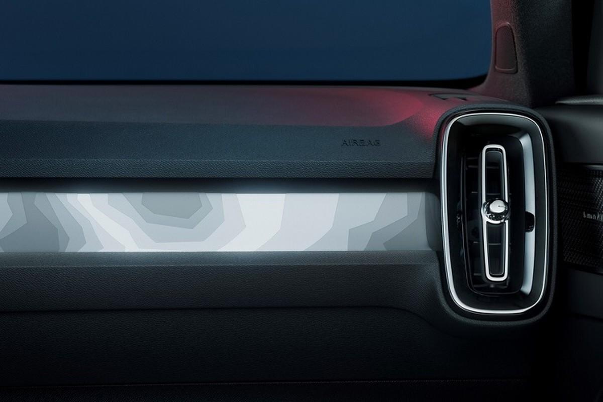 Volvo C40 Recharge 2022 chay dien toi 420km/lan sac-Hinh-6