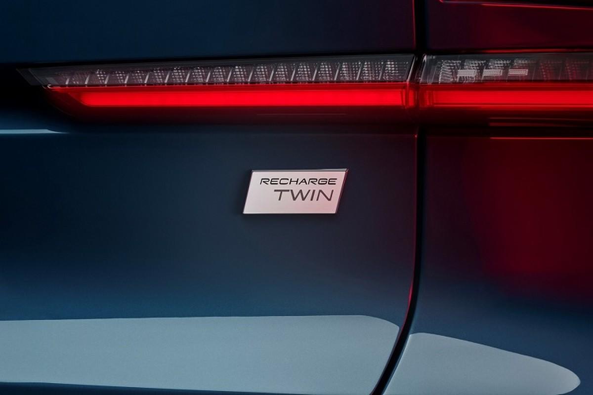 Volvo C40 Recharge 2022 chay dien toi 420km/lan sac-Hinh-8