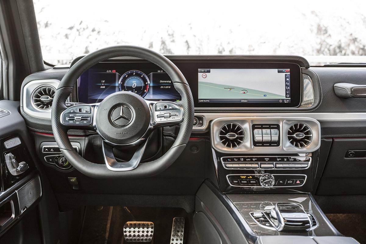 Ra mat Mercedes-Benz G 400 d tu 2,47 ty dong tai Australia-Hinh-5