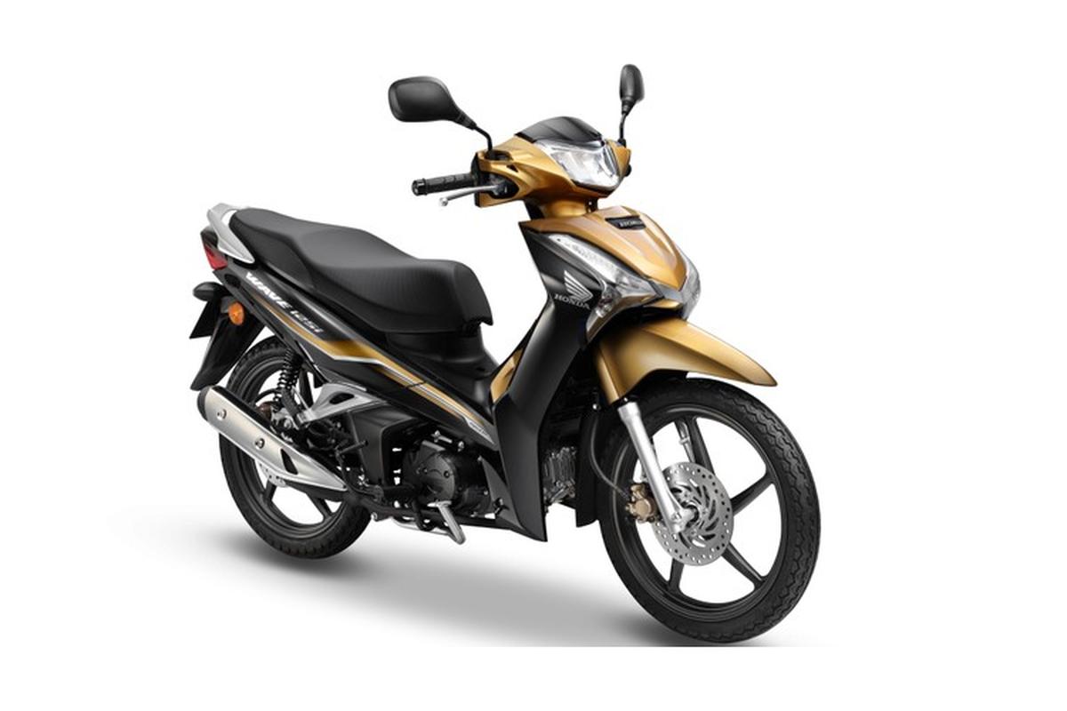 Chi tiet Honda Future 125 2021 moi tu 37 trieu dong tai Malaysia