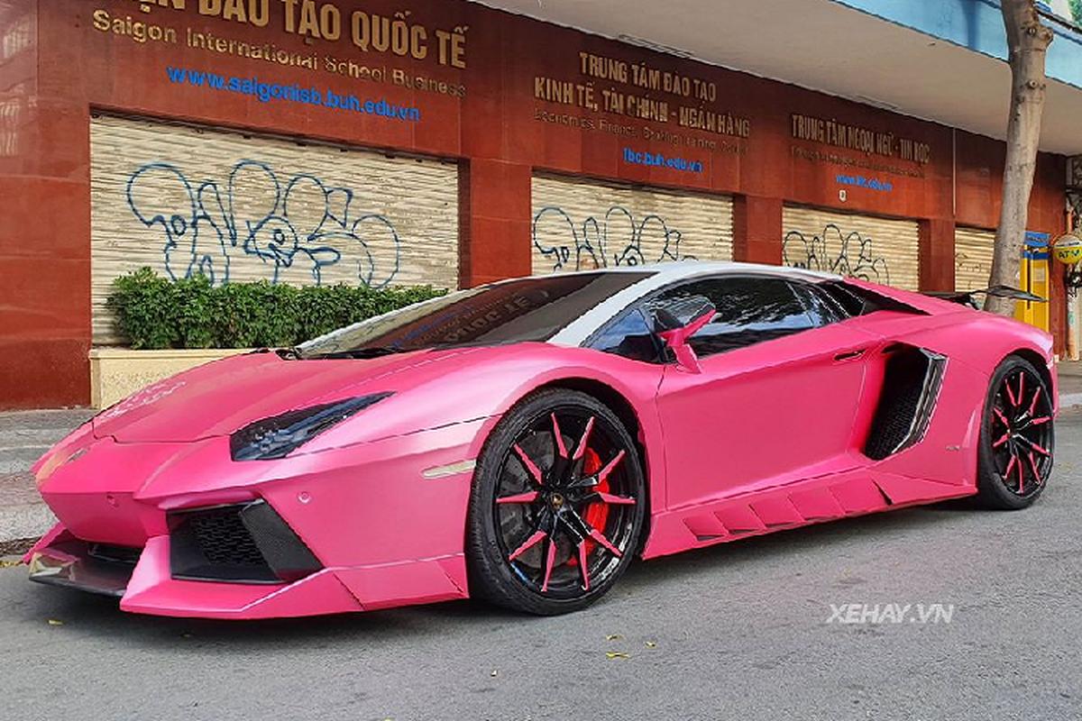 Can canh Lamborghini Aventador Novitec Torado