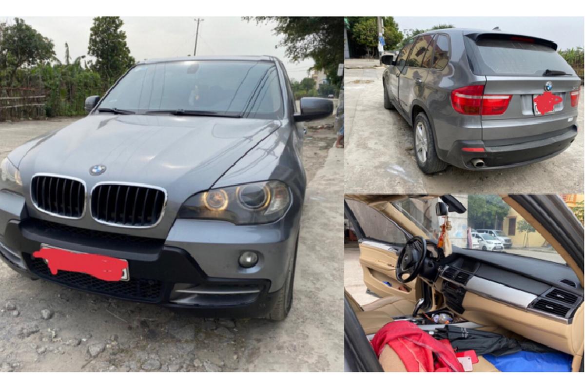 Chon BMW X5 cu 598 trieu hay