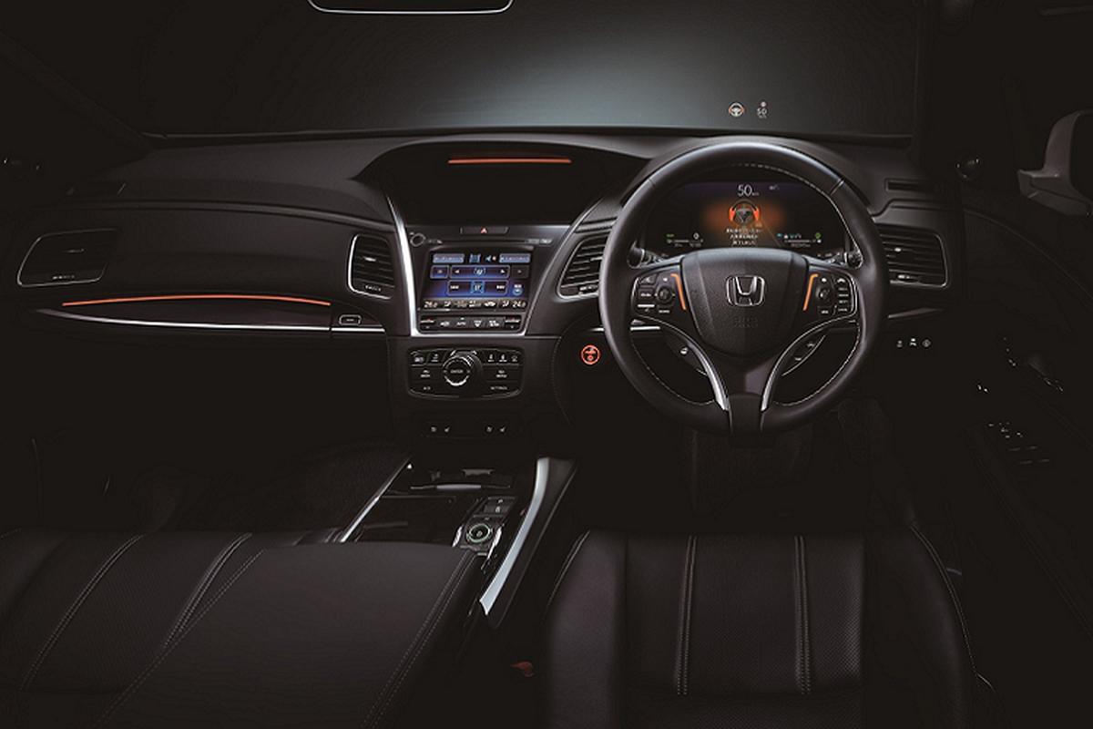 Honda Legend Hybrid EX hon 2,3 ty dong, tu lai cap do 3-Hinh-4
