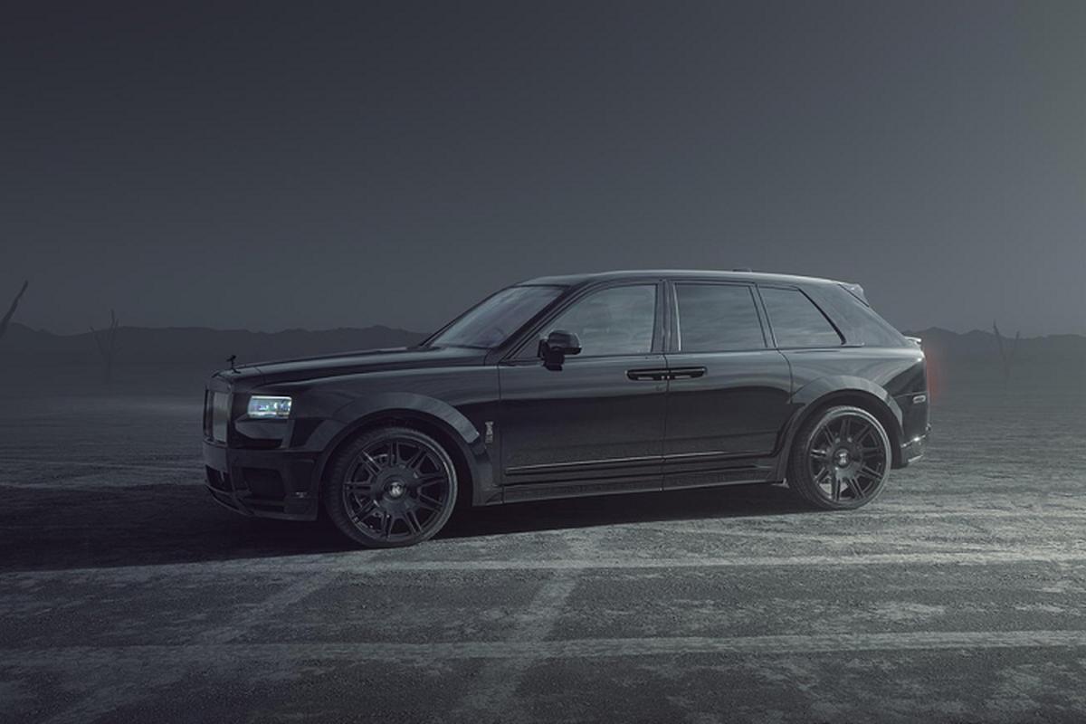 Sieu sang Rolls-Royce Cullinan Black Badge sieu manh nho Spofec-Hinh-2