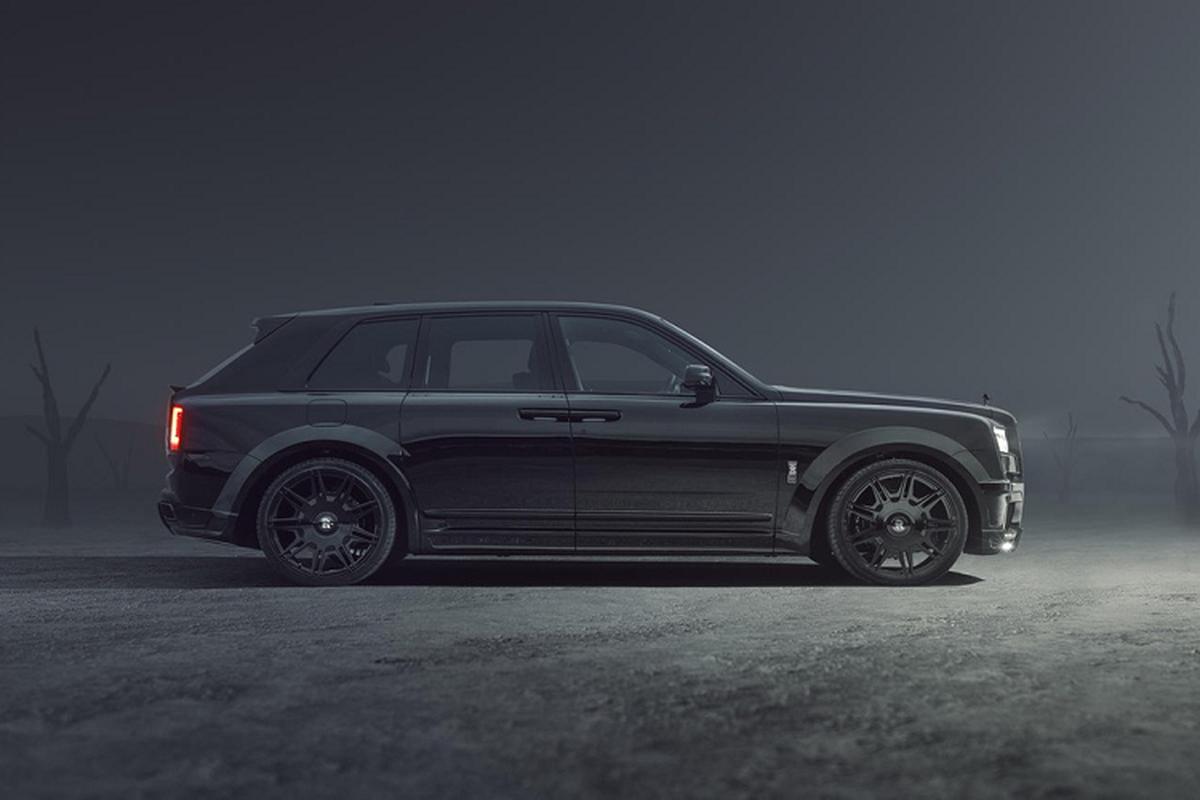 Sieu sang Rolls-Royce Cullinan Black Badge sieu manh nho Spofec-Hinh-3