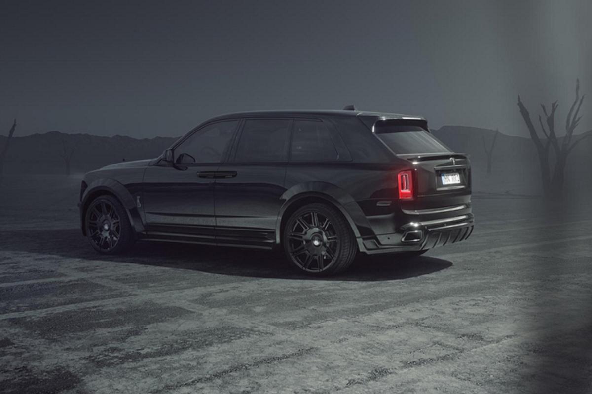 Sieu sang Rolls-Royce Cullinan Black Badge sieu manh nho Spofec-Hinh-7