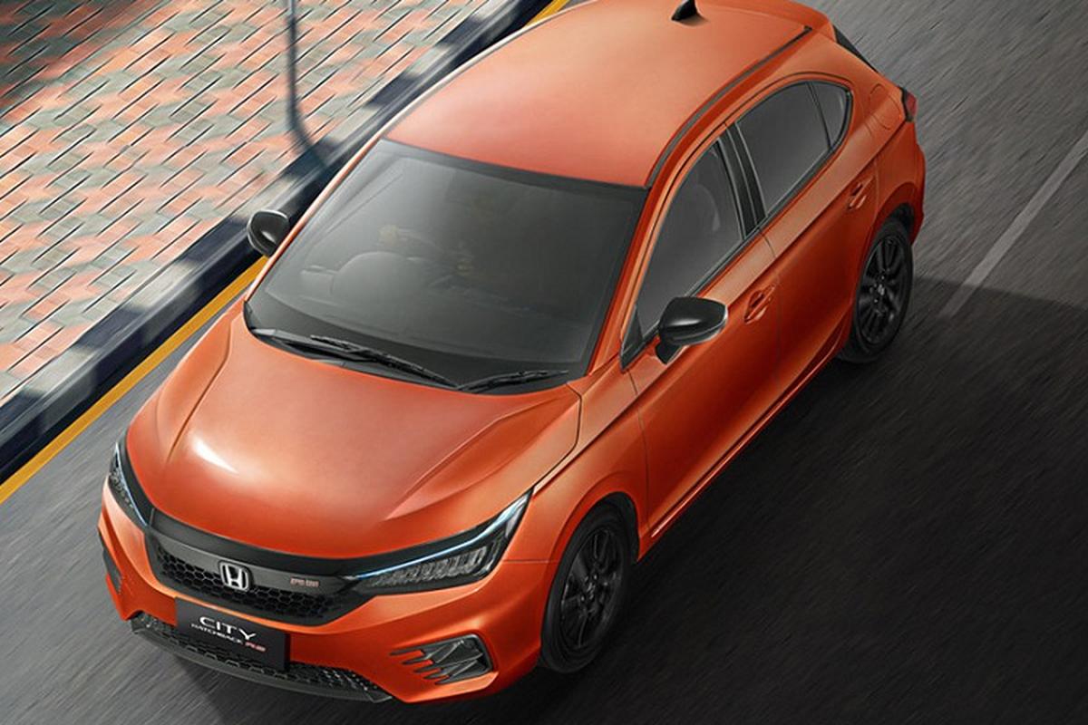Honda City Hatchback 2021 ra mat Indonesia, tu 354 trieu dong-Hinh-12