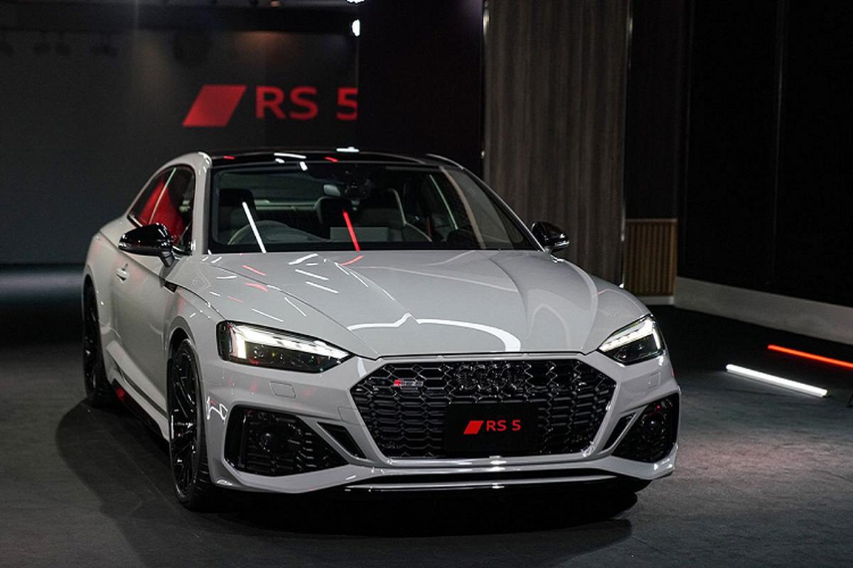 Audi RS5 Coupe 2021 hon 4,6 ty dong tai Thai Lan, co ve Viet Nam?