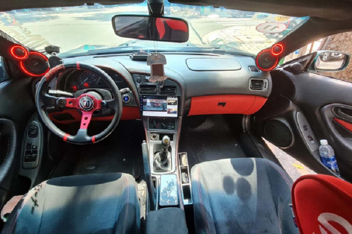 Can canh Toyota Celica doc nhat Sai Gon, rao ban chi 420 trieu-Hinh-5