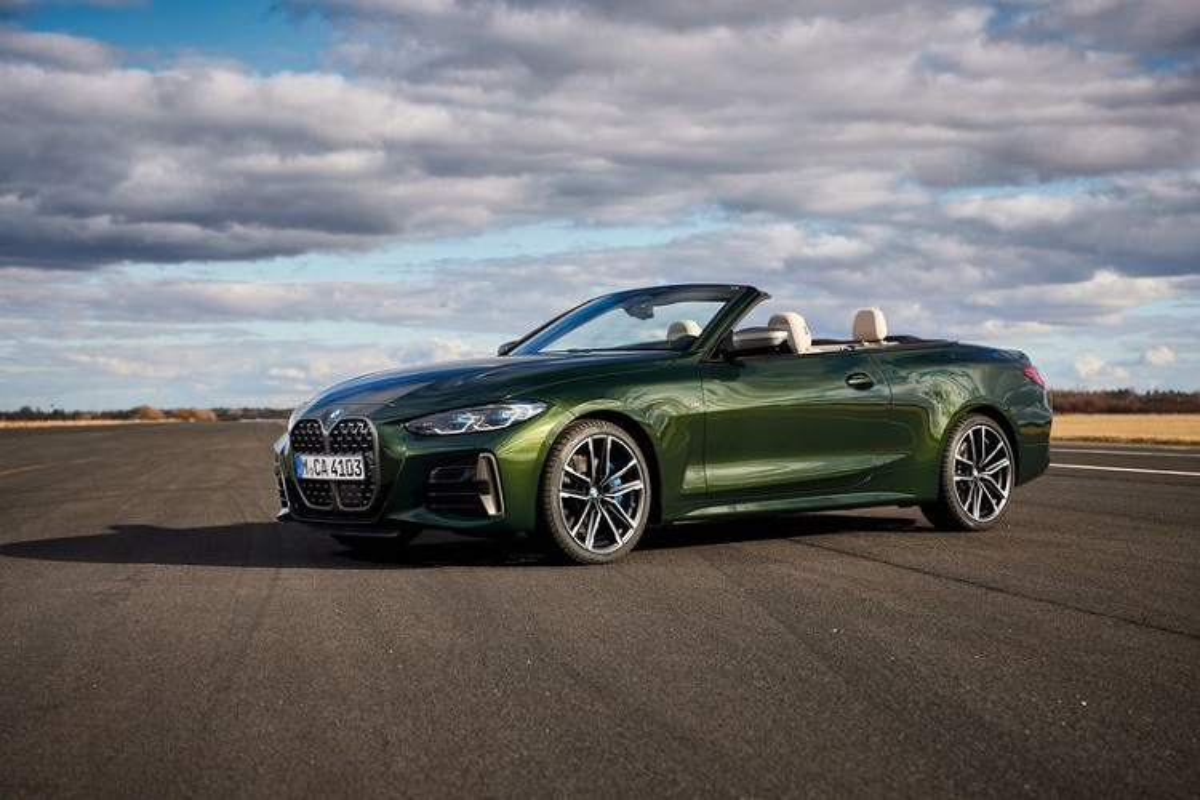 Ngam chi tiet BMW 4-Series Convertible 2021 day quyen ru