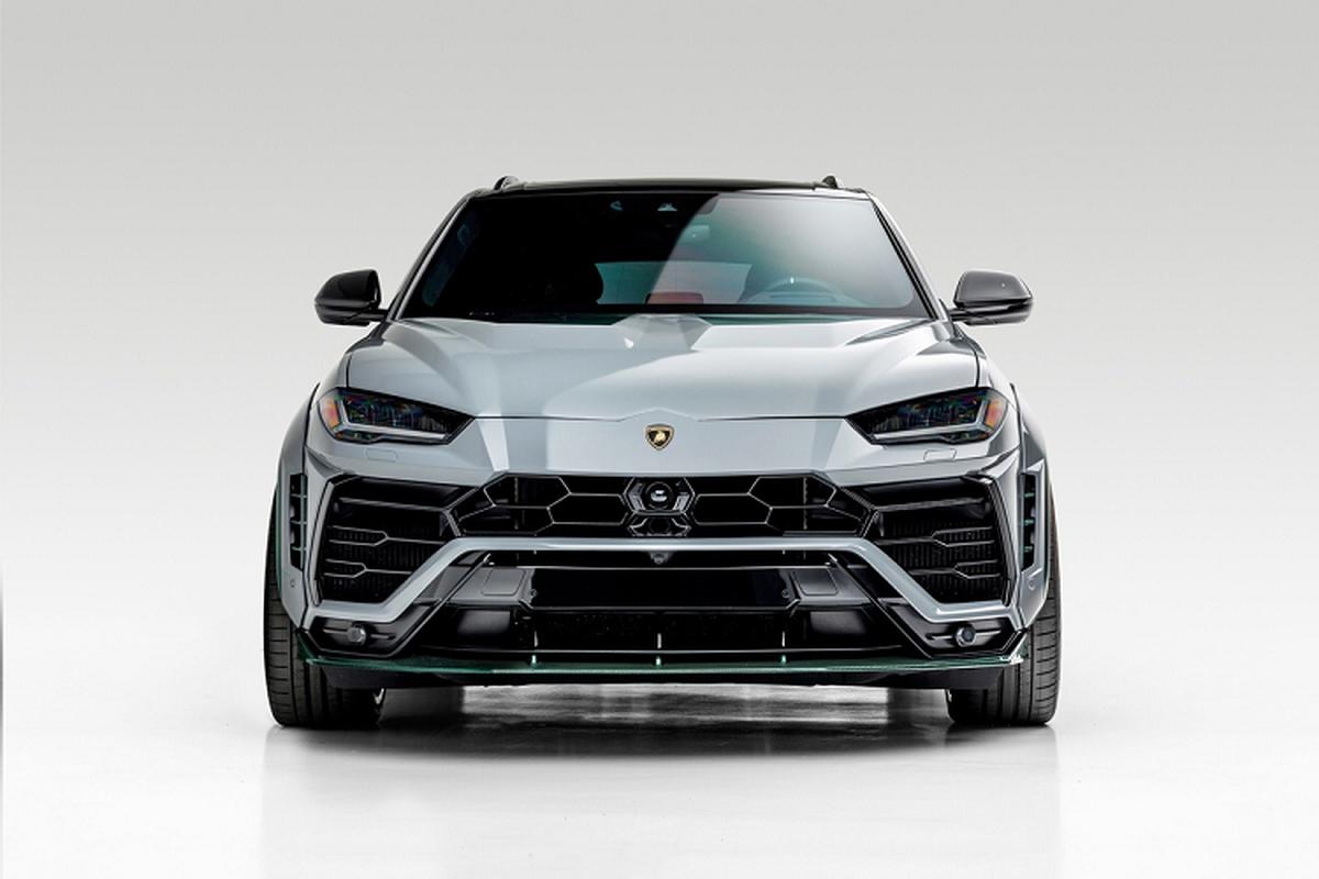 Sieu SUV Lamborghini Urus do carbon cuc doc, gia 350.000 USD-Hinh-3
