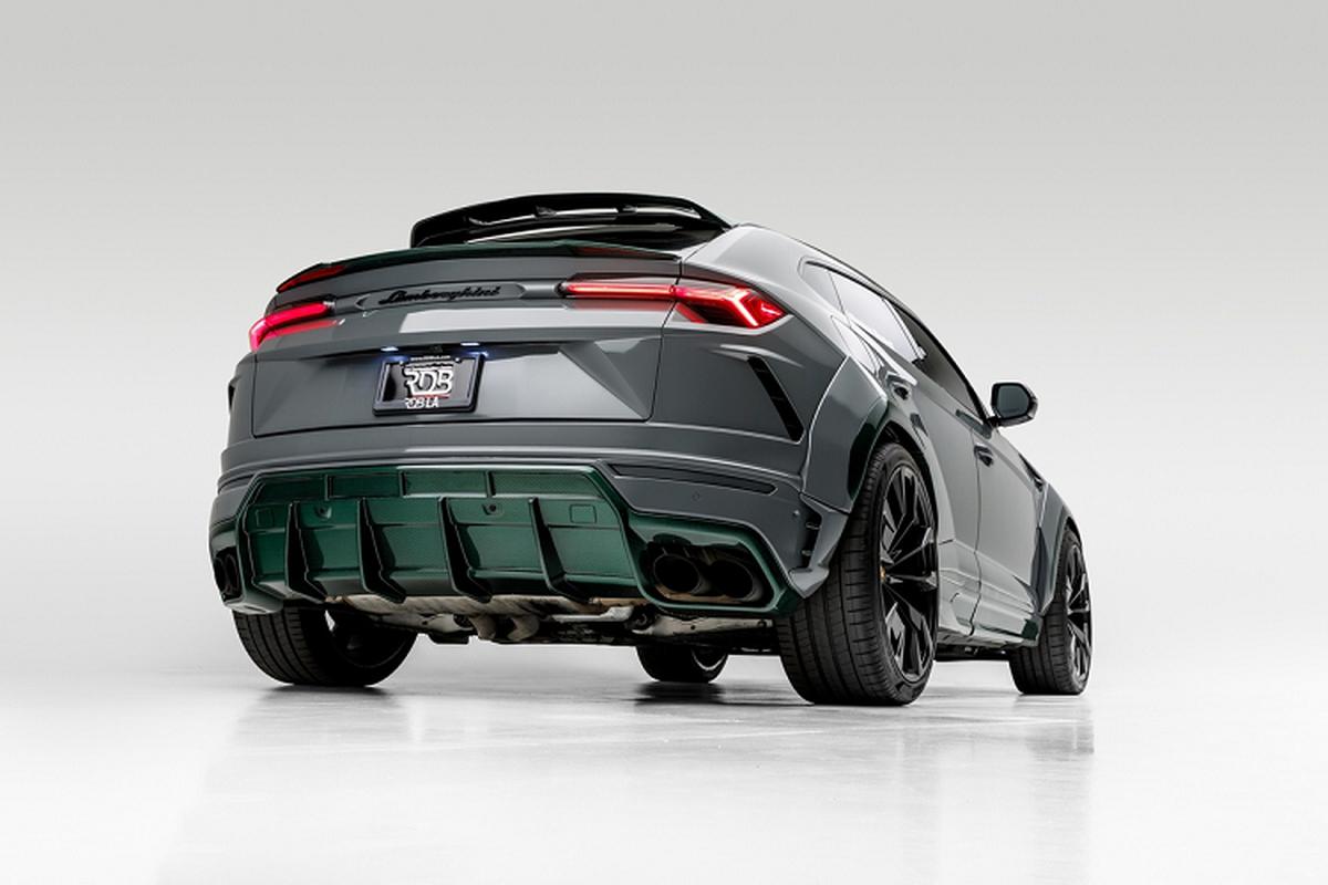 Sieu SUV Lamborghini Urus do carbon cuc doc, gia 350.000 USD-Hinh-7