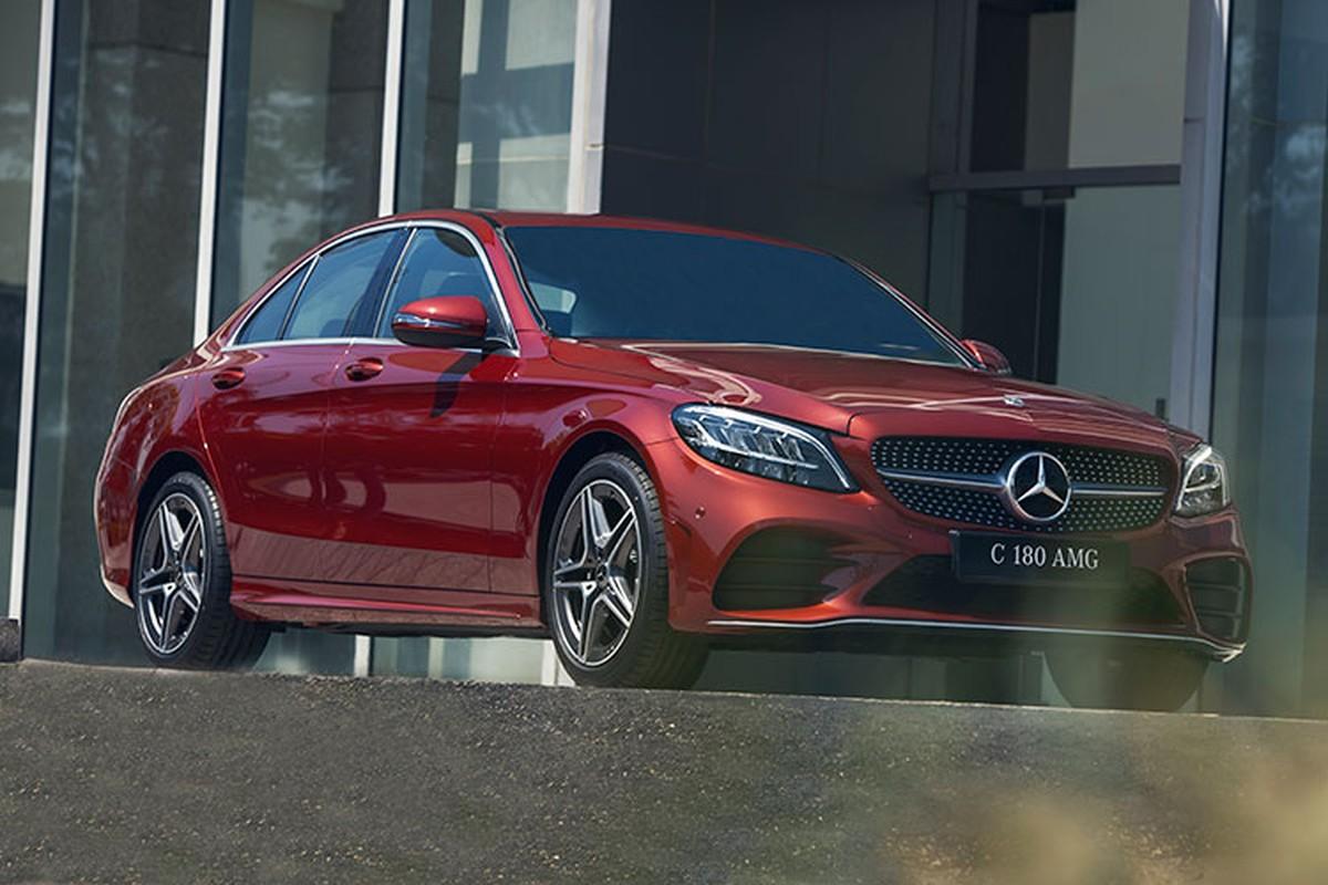 Chi tiet Mercedes-Benz C108 AMG 2021 duoi 1,5 ty tai Viet Nam-Hinh-2