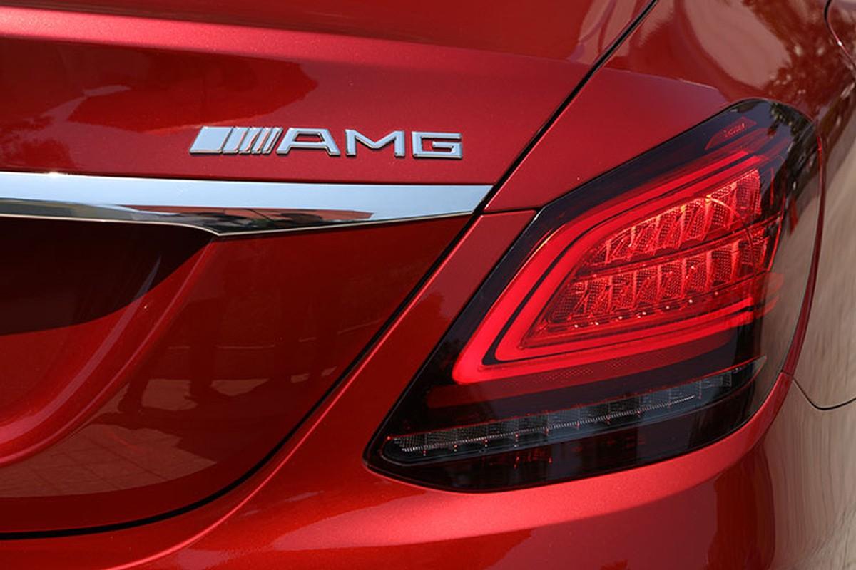 Chi tiet Mercedes-Benz C108 AMG 2021 duoi 1,5 ty tai Viet Nam-Hinh-4