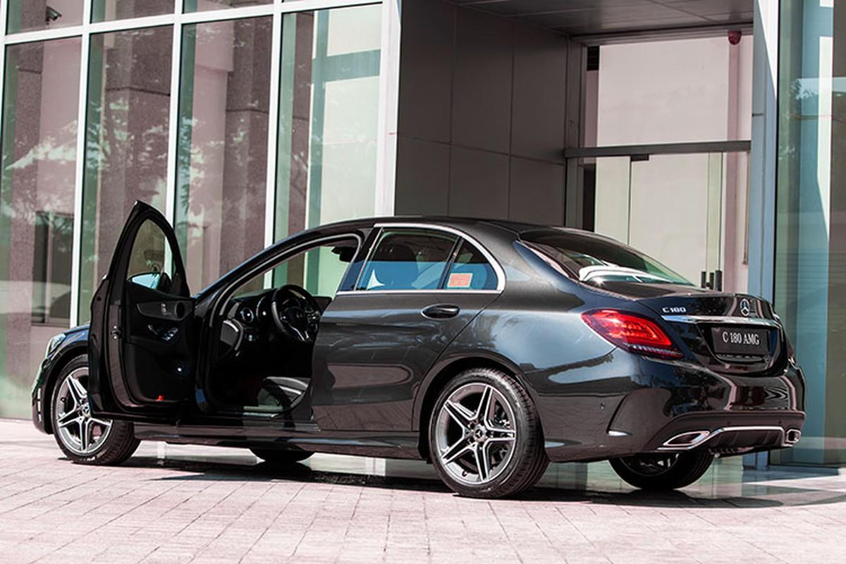 Chi tiet Mercedes-Benz C108 AMG 2021 duoi 1,5 ty tai Viet Nam-Hinh-5
