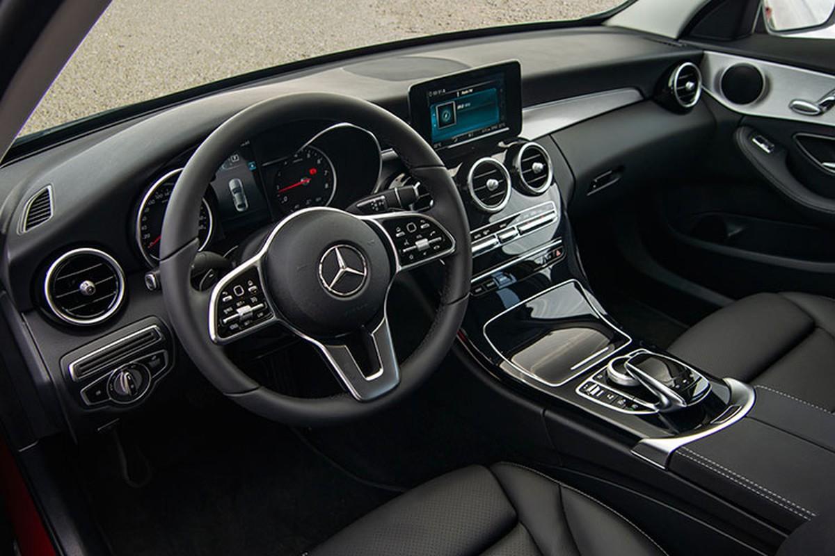 Chi tiet Mercedes-Benz C108 AMG 2021 duoi 1,5 ty tai Viet Nam-Hinh-6