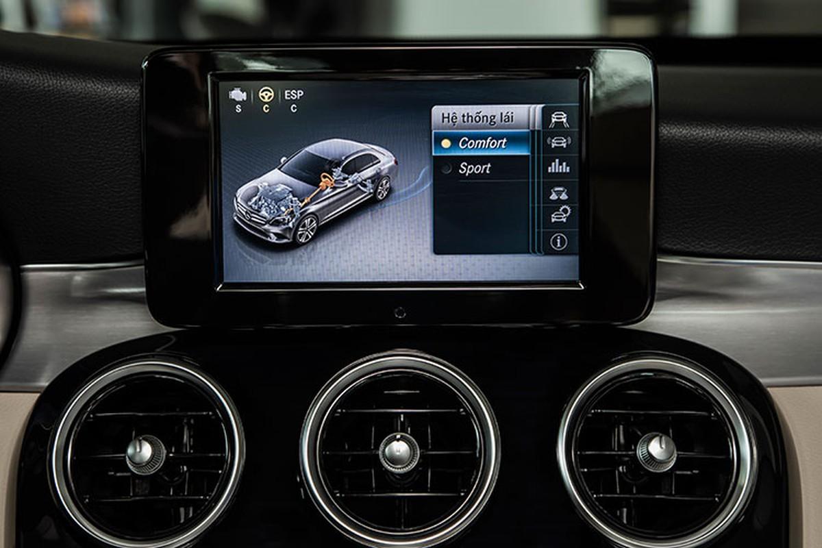 Chi tiet Mercedes-Benz C108 AMG 2021 duoi 1,5 ty tai Viet Nam-Hinh-8
