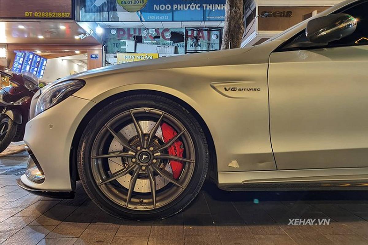 Mercedes-AMG C63 S Edition 1 doc nhat Viet Nam rao ban 4 ty-Hinh-3