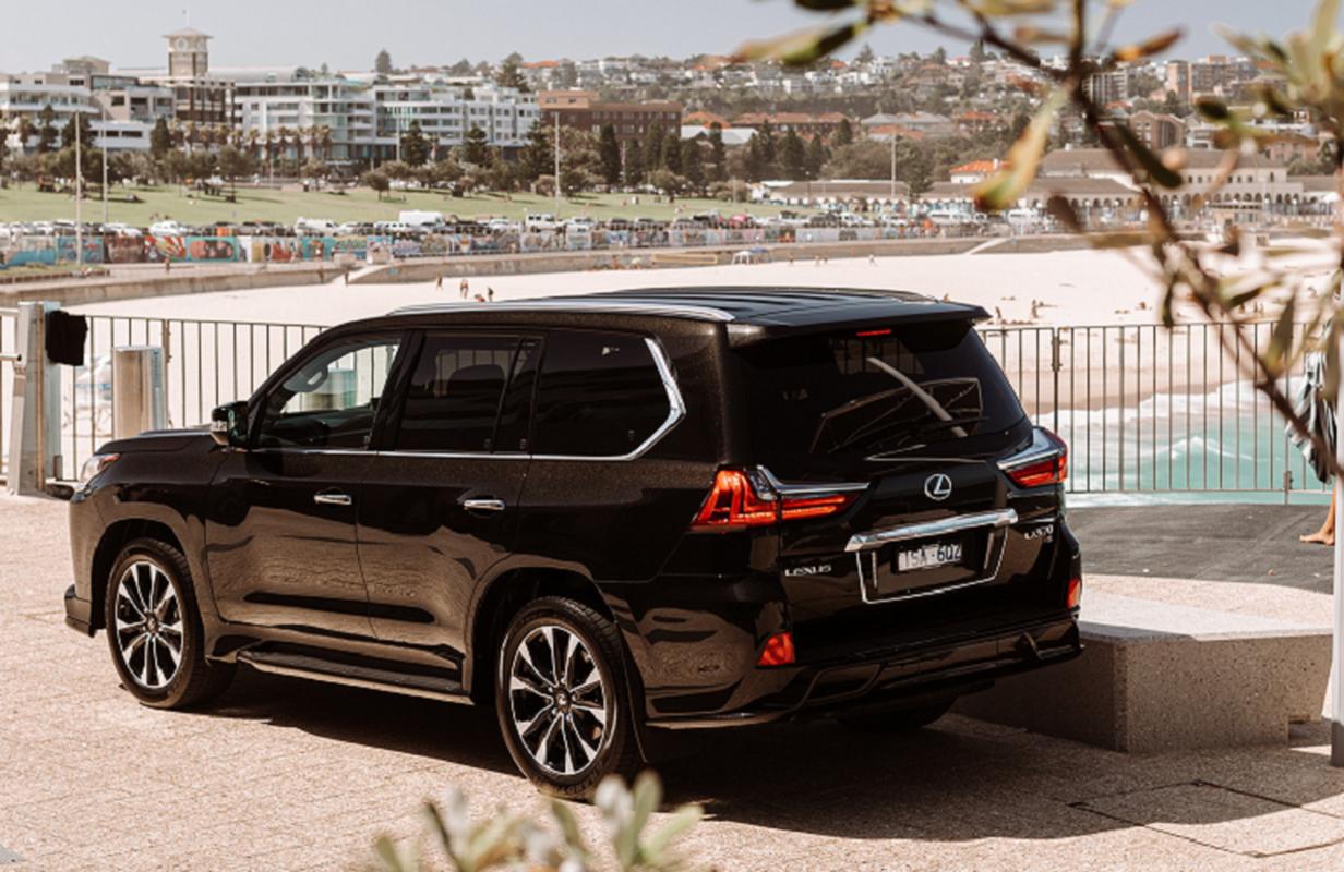 Chi tiet SUV hang sang Lexus LX 570 S 2021 tu 2,7 ty dong-Hinh-6