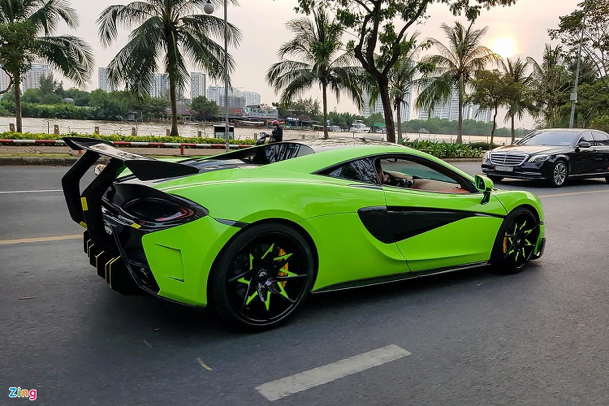 Day la chiec sieu xe McLaren 570S voi goi do doc nhat Viet Nam-Hinh-8