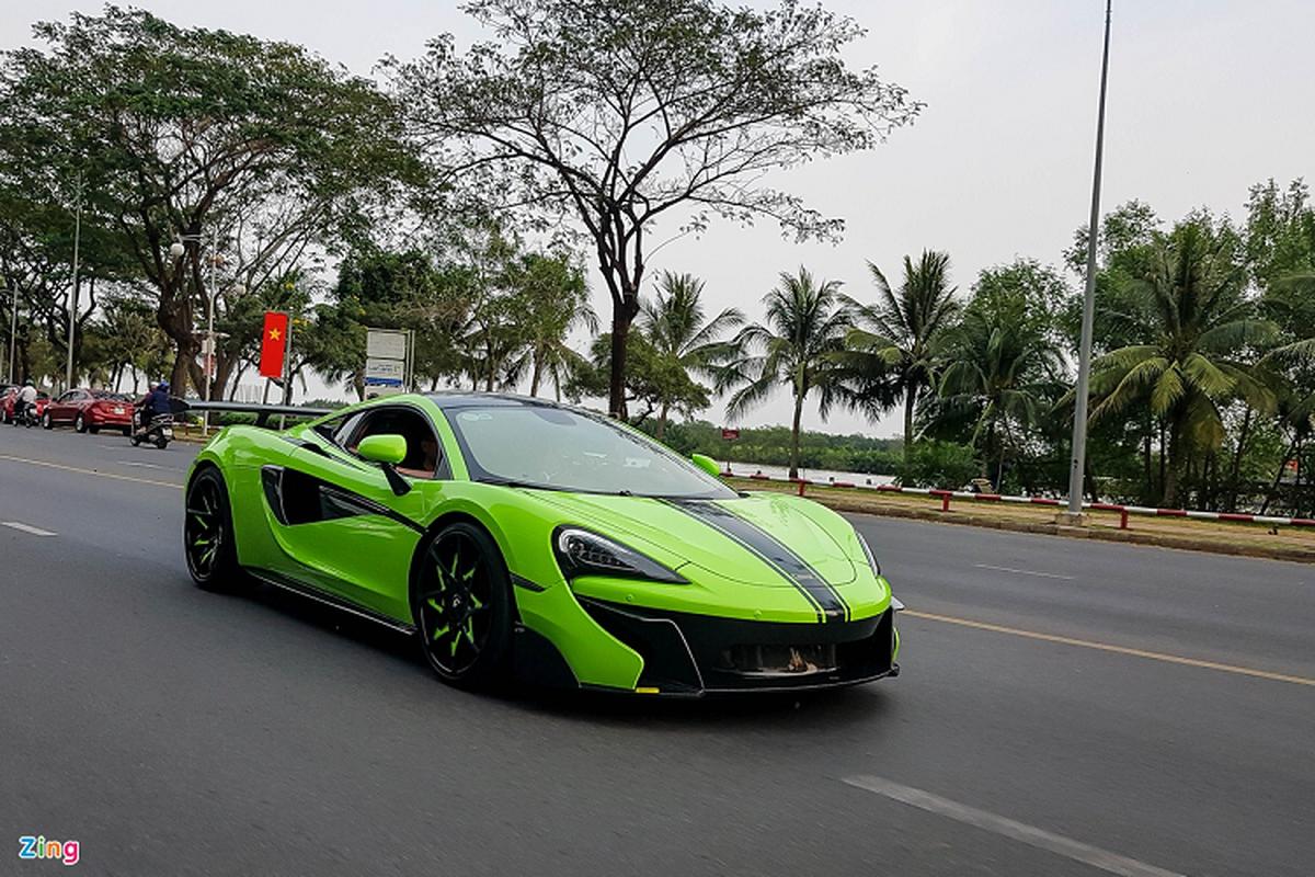 Day la chiec sieu xe McLaren 570S voi goi do doc nhat Viet Nam