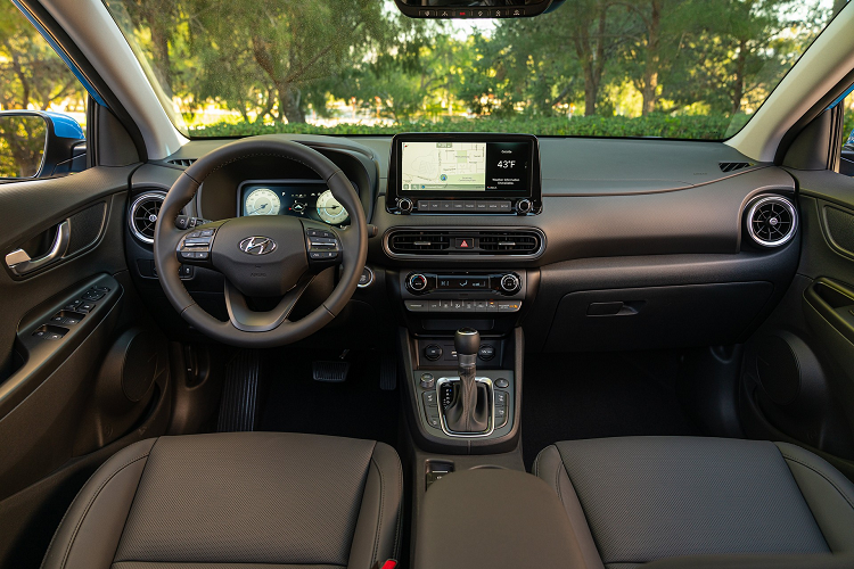 Hyundai Kona N 2022, ban cao cap va the thao nhat cua Kona-Hinh-4