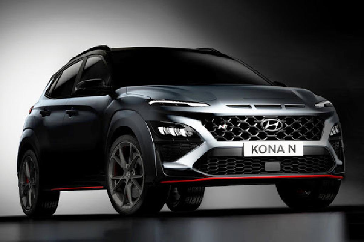 Hyundai Kona N 2022, ban cao cap va the thao nhat cua Kona-Hinh-5