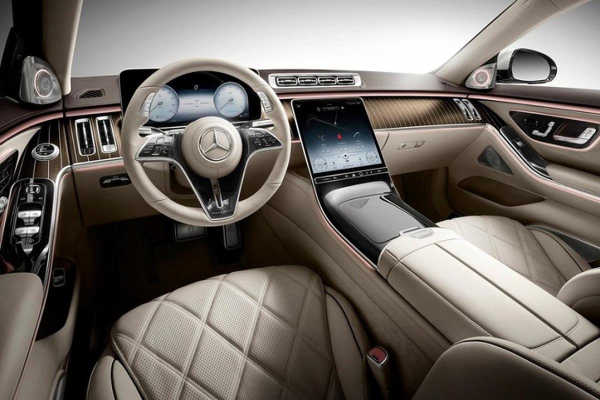 Xe sieu sang Mercedes-Maybach S-Class 2021 tu 4,29 ty dong tai My-Hinh-4