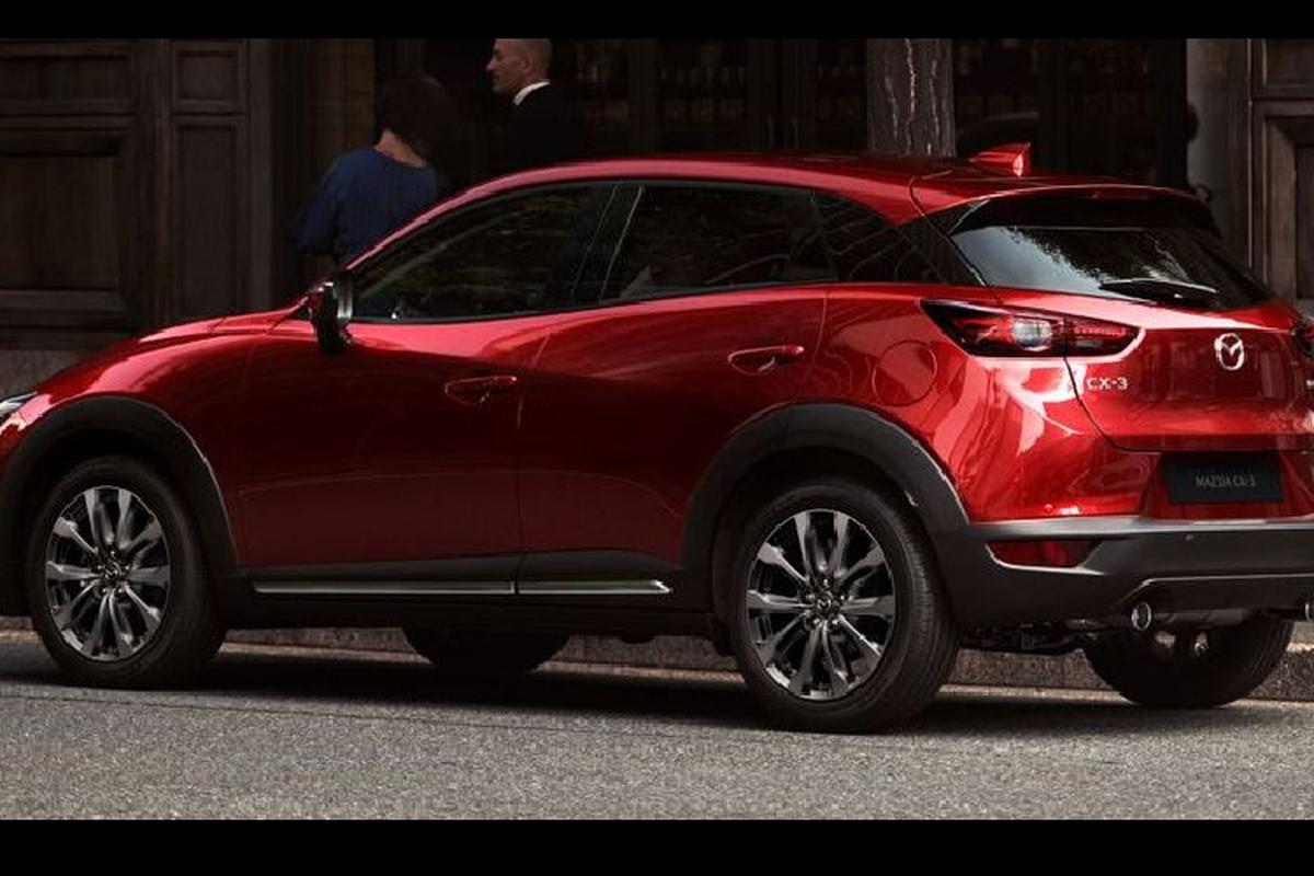Mazda CX-3 2021 tu 731 trieu dong tai Malaysia, sap ve Viet Nam-Hinh-6