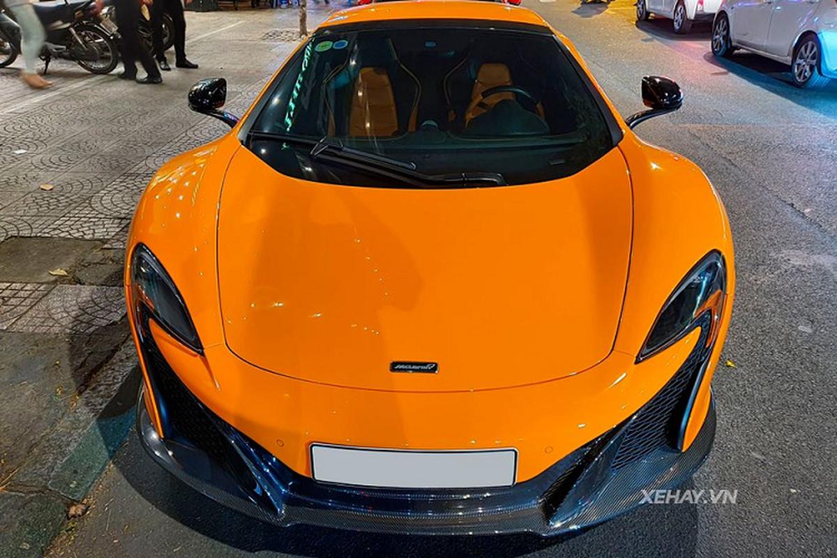 Dai gia Can Tho ban McLaren 650S Spider tro lai Sai Gon-Hinh-7