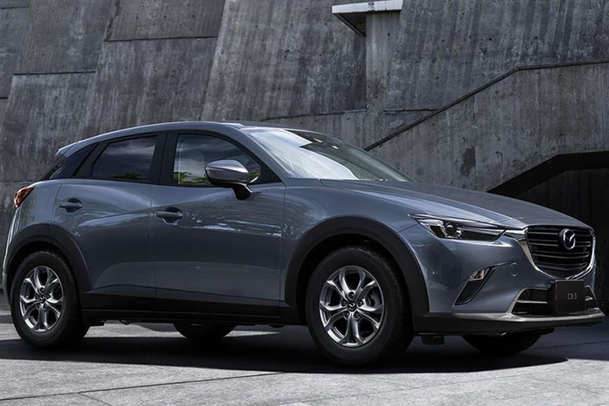 Mazda CX-3 2021 tu 731 trieu dong tai Malaysia, sap ve Viet Nam