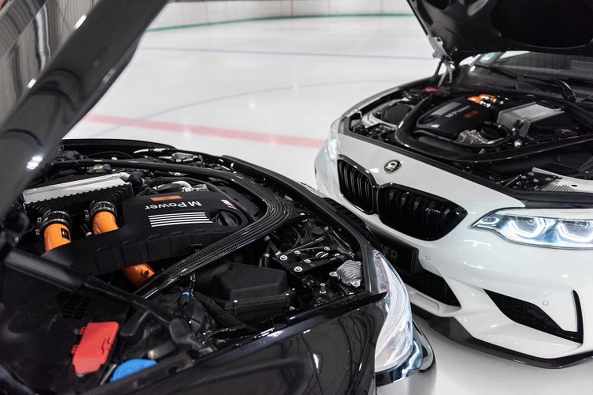 BMW M2 CS manh hon 650 ma luc voi chi phi 500 trieu dong-Hinh-2