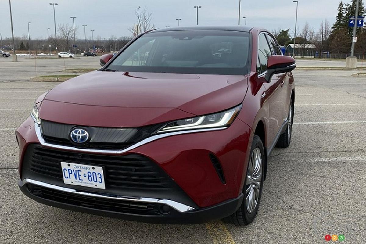 Toyota Venza 2021 chinh thuc tro lai, co loi hai hon xua?