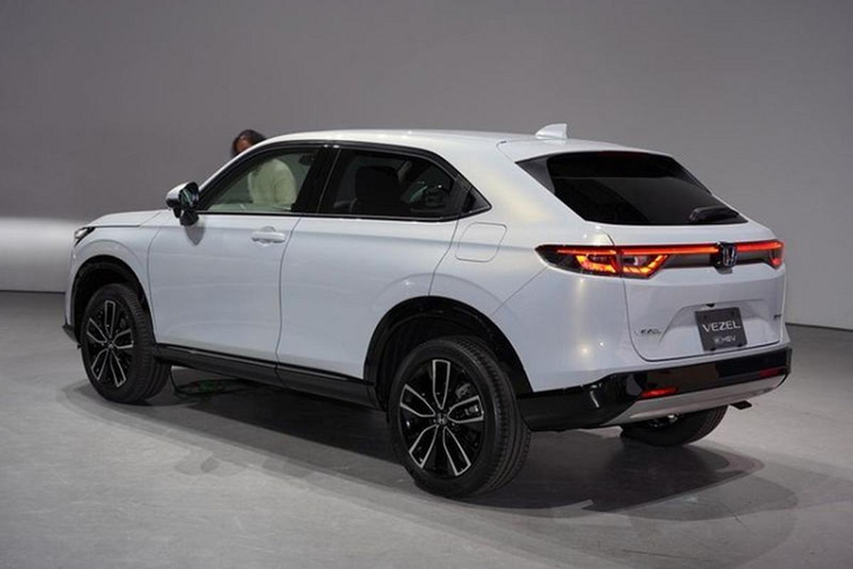 Chi tiet Honda HR-V 2021 chi tu 560 trieu dong tai Nhat Ban-Hinh-6