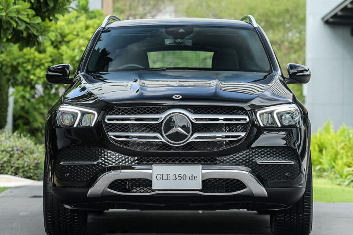 Mercedes-Benz GLE 350 de tu 153.042 USD tai Thai, co ve Viet Nam-Hinh-3