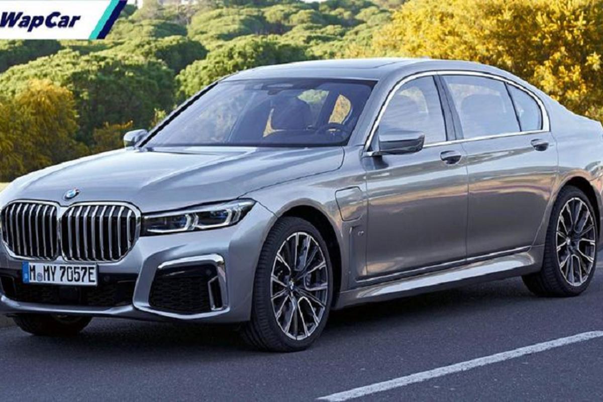 BMW 740Le M Sport 2021