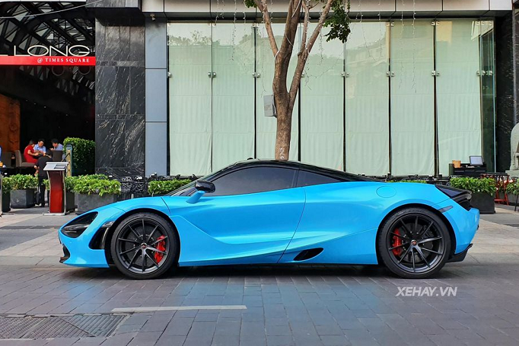 Watch McLaren 720S super brand with more than 20 million on Sai Thanh-Hinh-3 phoenix