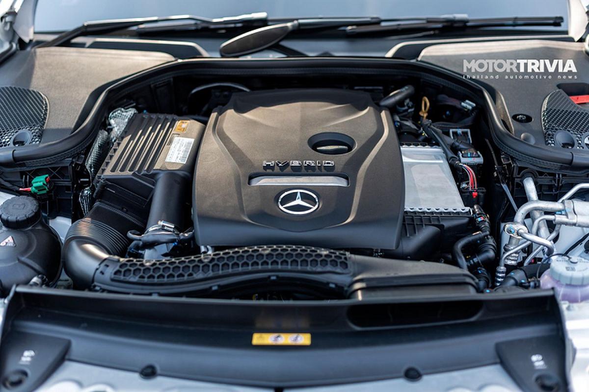 Mercedes-Benz E-Class 2021 tu 2,46 ty dong sap ve Viet Nam?-Hinh-6