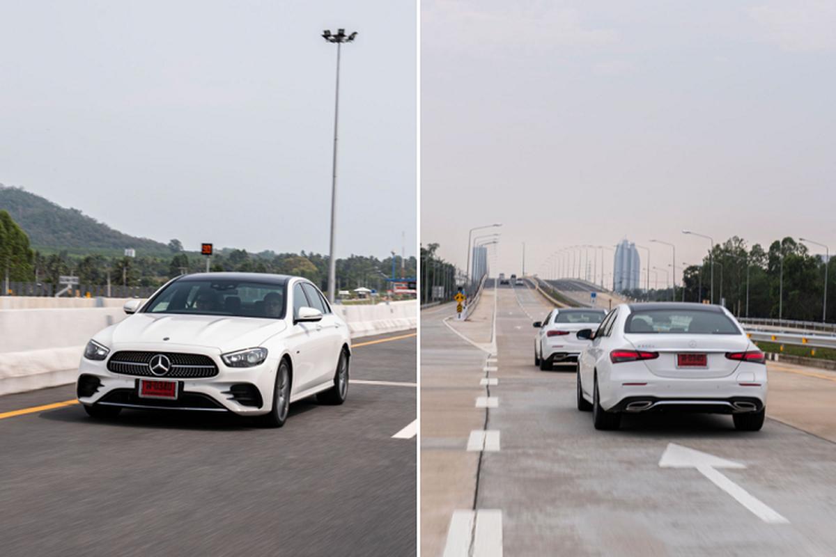 Mercedes-Benz E-Class 2021 tu 2,46 ty dong sap ve Viet Nam?-Hinh-8