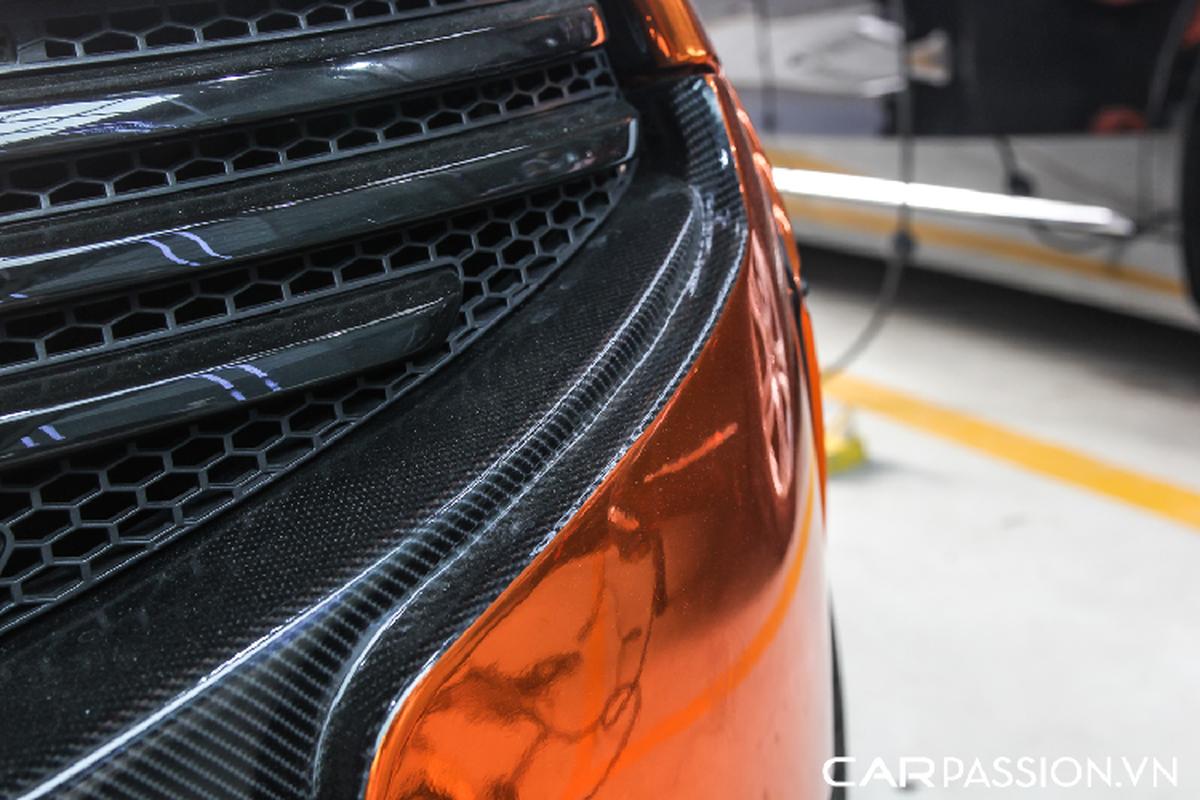 """McLaren 650S Spider Liberty Walk tai Viet Nam """"lot xac"""" dan ao moi-Hinh-7"""