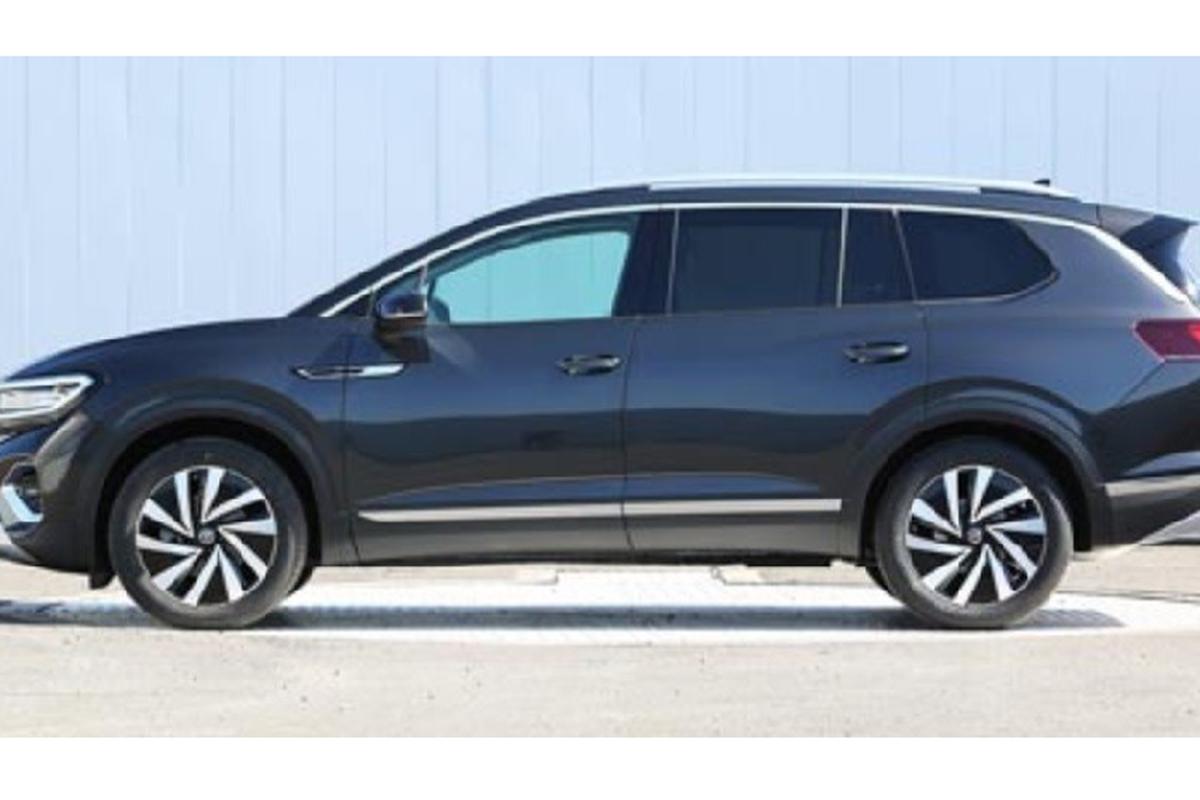 Volkswagen Talagon - SUV co lon