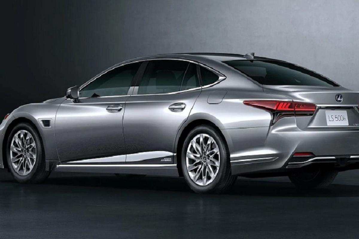 Xe sang Lexus LS 500h 2021 se ban ra tu 2,11 ty dong?-Hinh-5