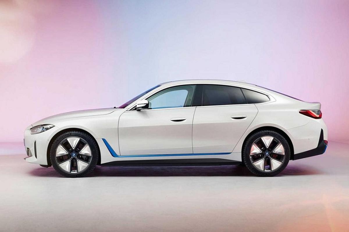 BMW i4 2022, coupe dien manh 523 ma luc chinh thuc trinh lang-Hinh-3